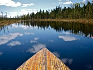 esnagami-lake-boat