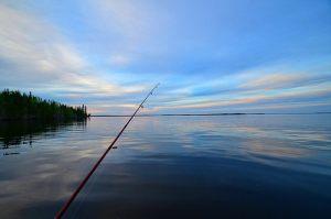 esnagami-lake-evening-fishing
