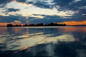 esnagami-lake-sunset-june-2015