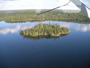 esnagami-lake-view